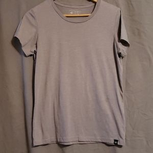 Ten tree womens gray brown t shirt